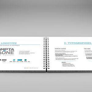 Charte graphique comptable