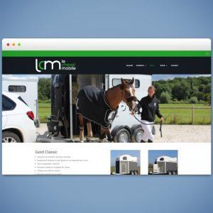 Site internet véhicules pour chevaux