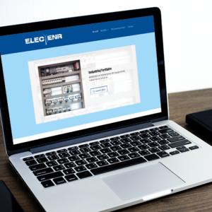 Site web Elec ENR