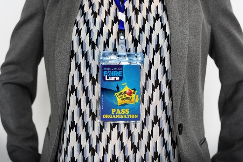 Badge Foire de Lure