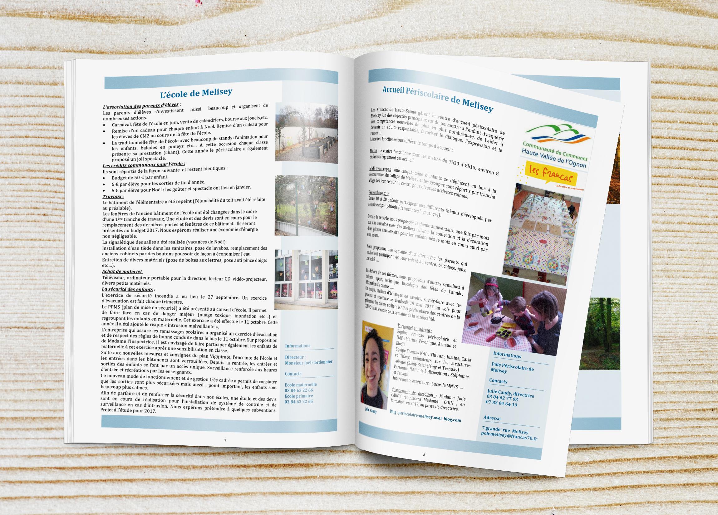 journal municipal