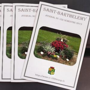 Bulletin municipal de Saint-Barthélemy