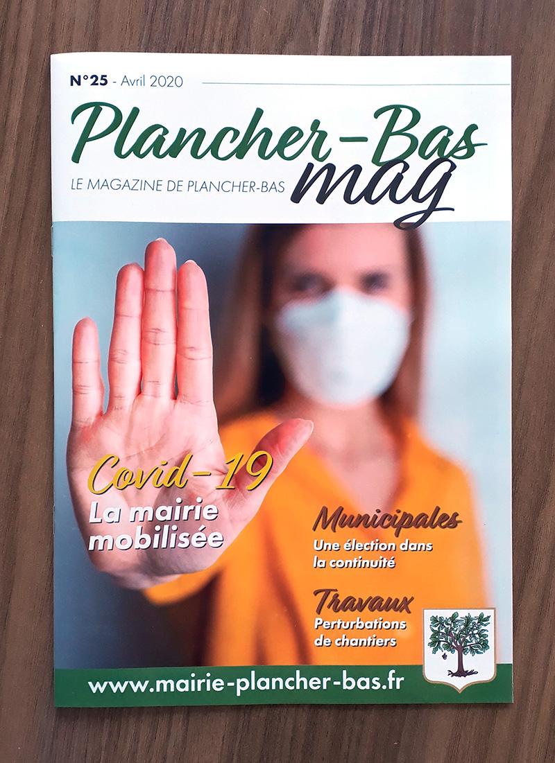 Journal municipal de Plancher-Bas
