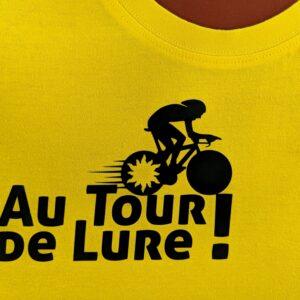 T-shirt imprimé Au Tour de Lure