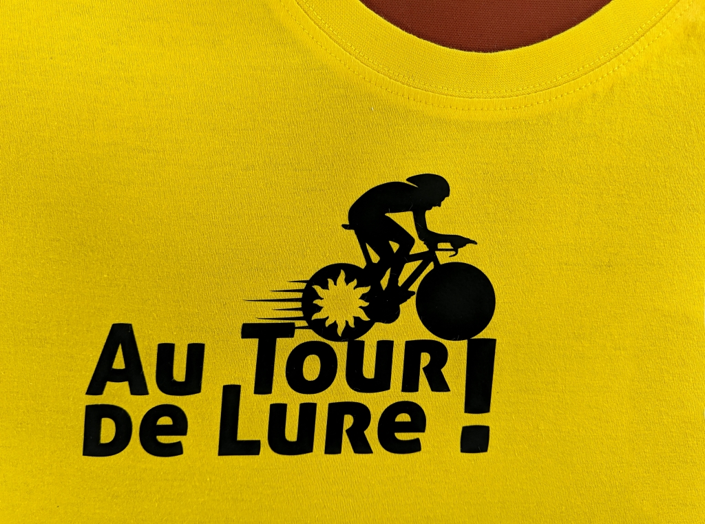 T-shirt Au Tour de Lure