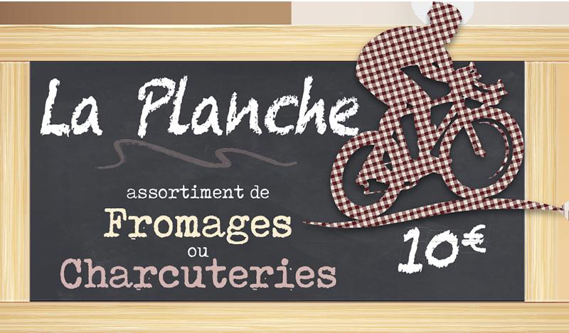 Planche restaurant