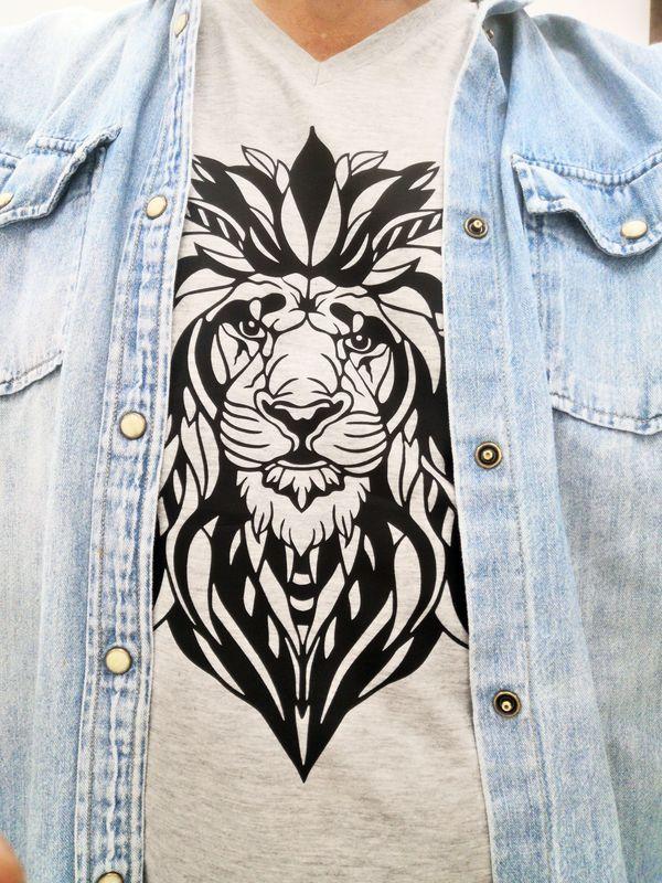 T-shirt homme imprimé